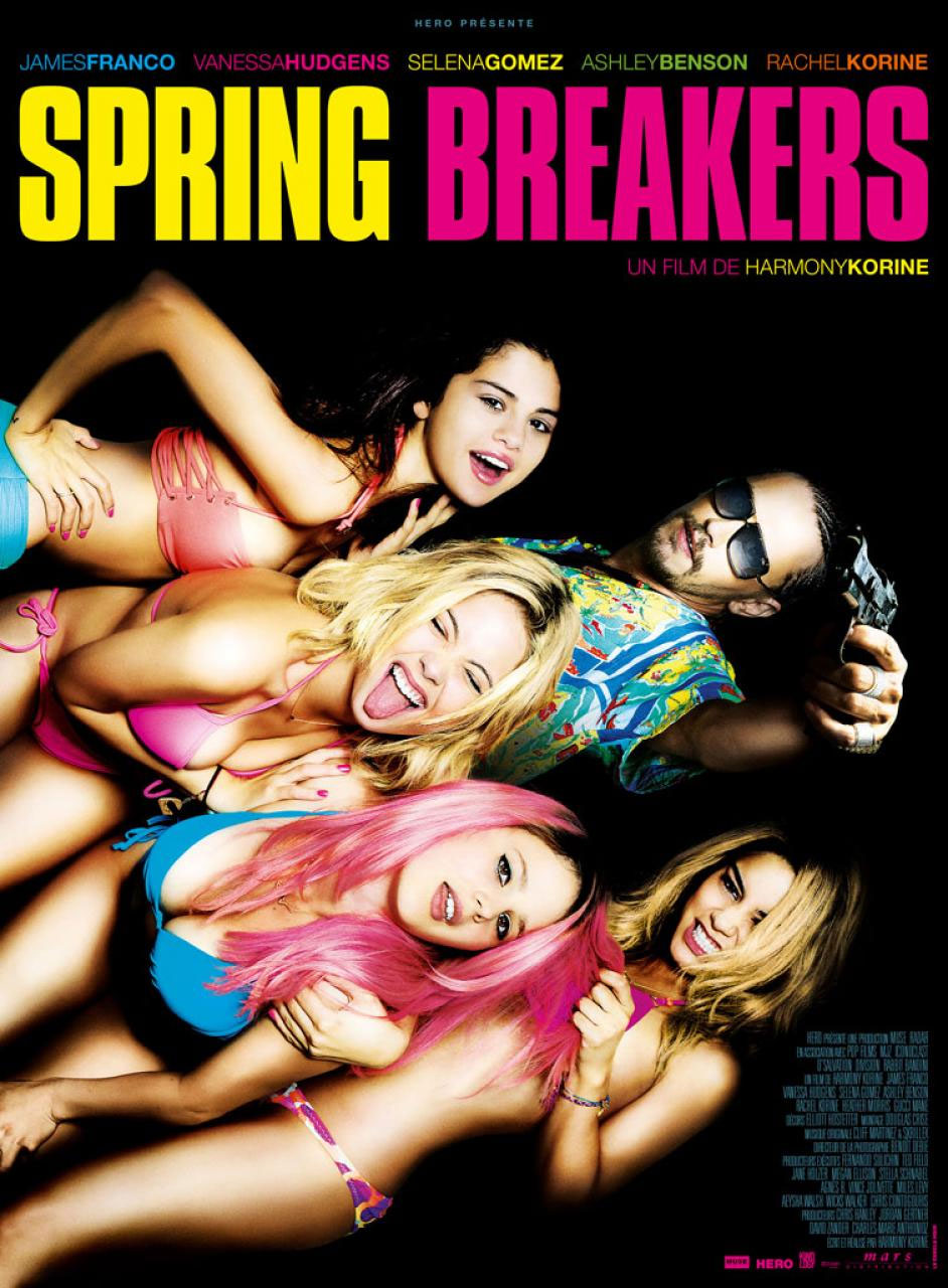 Spring Breakers de Harmony Korine