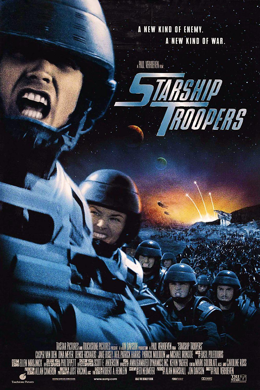 Starship Troopers de Paul Verhoeven