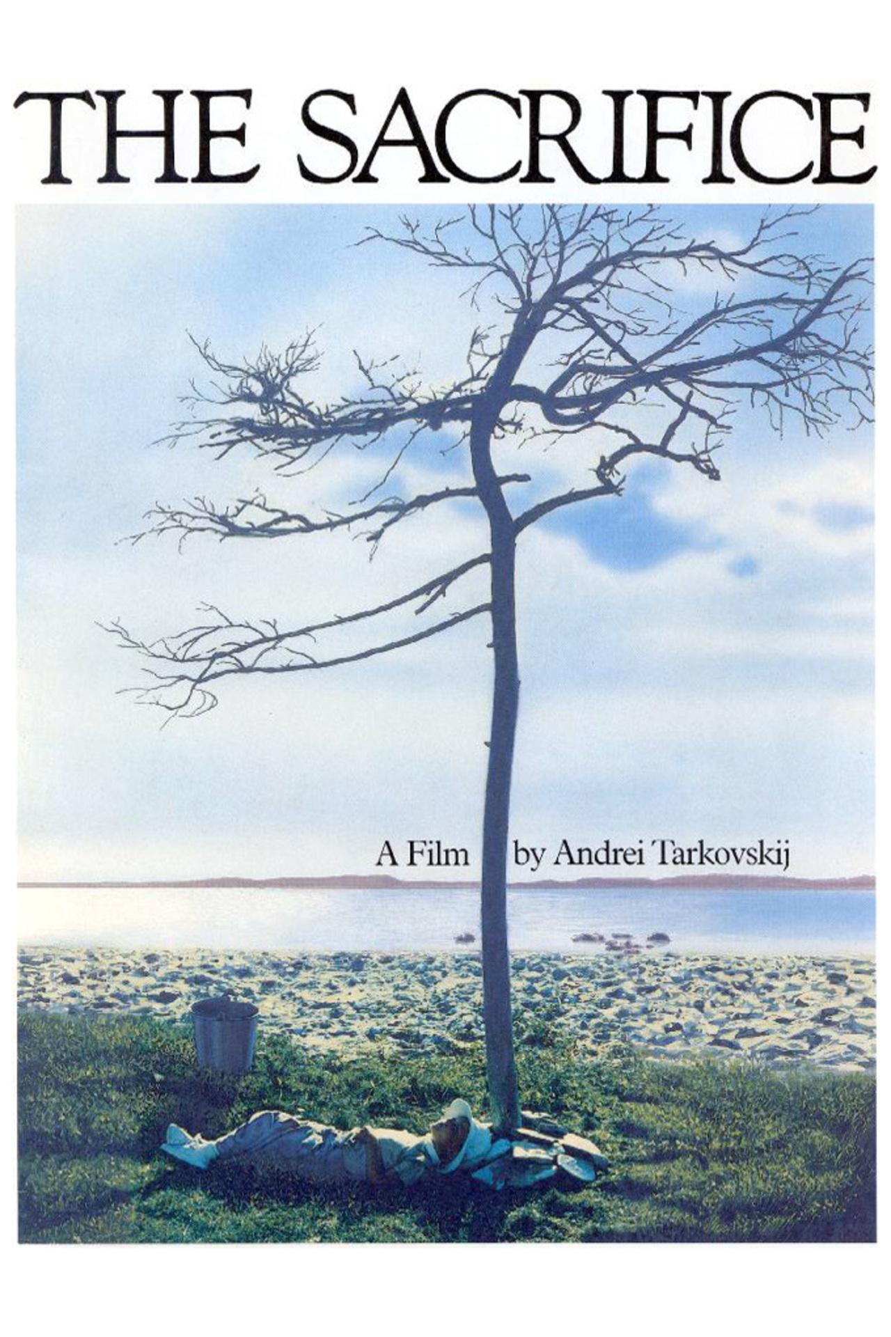 Le Sacrifice d'Andreï Tarkovski