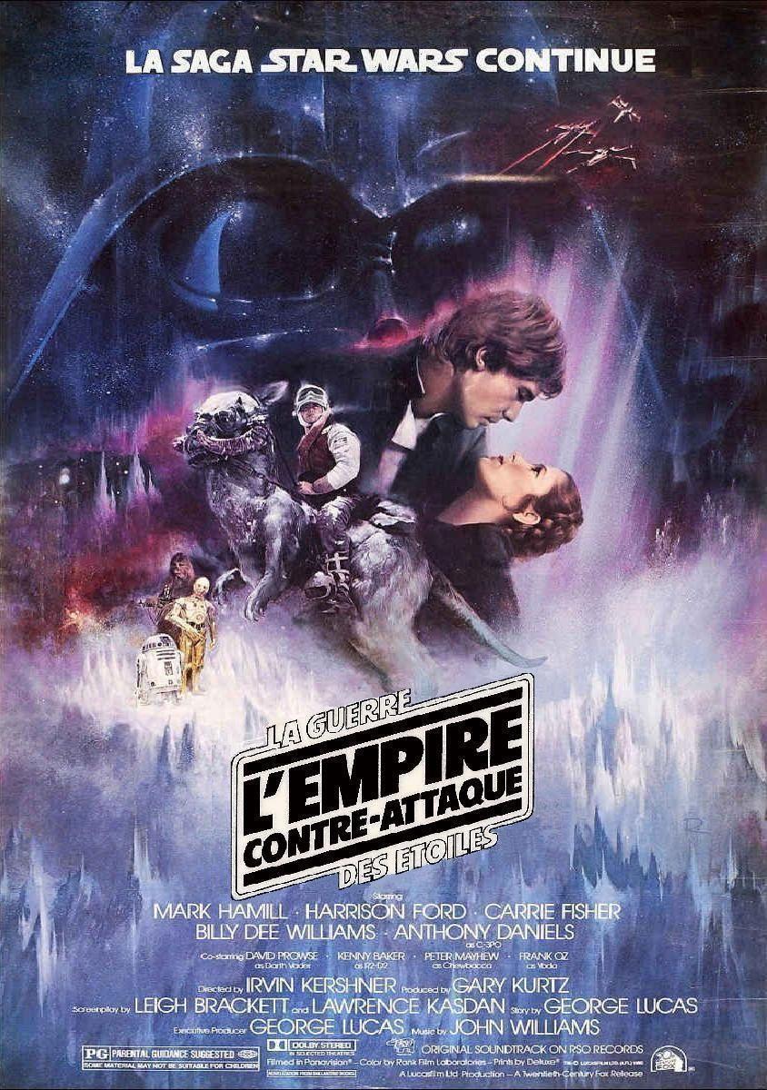L'Empire contre-attaque (1980) d'Irvin Kershner