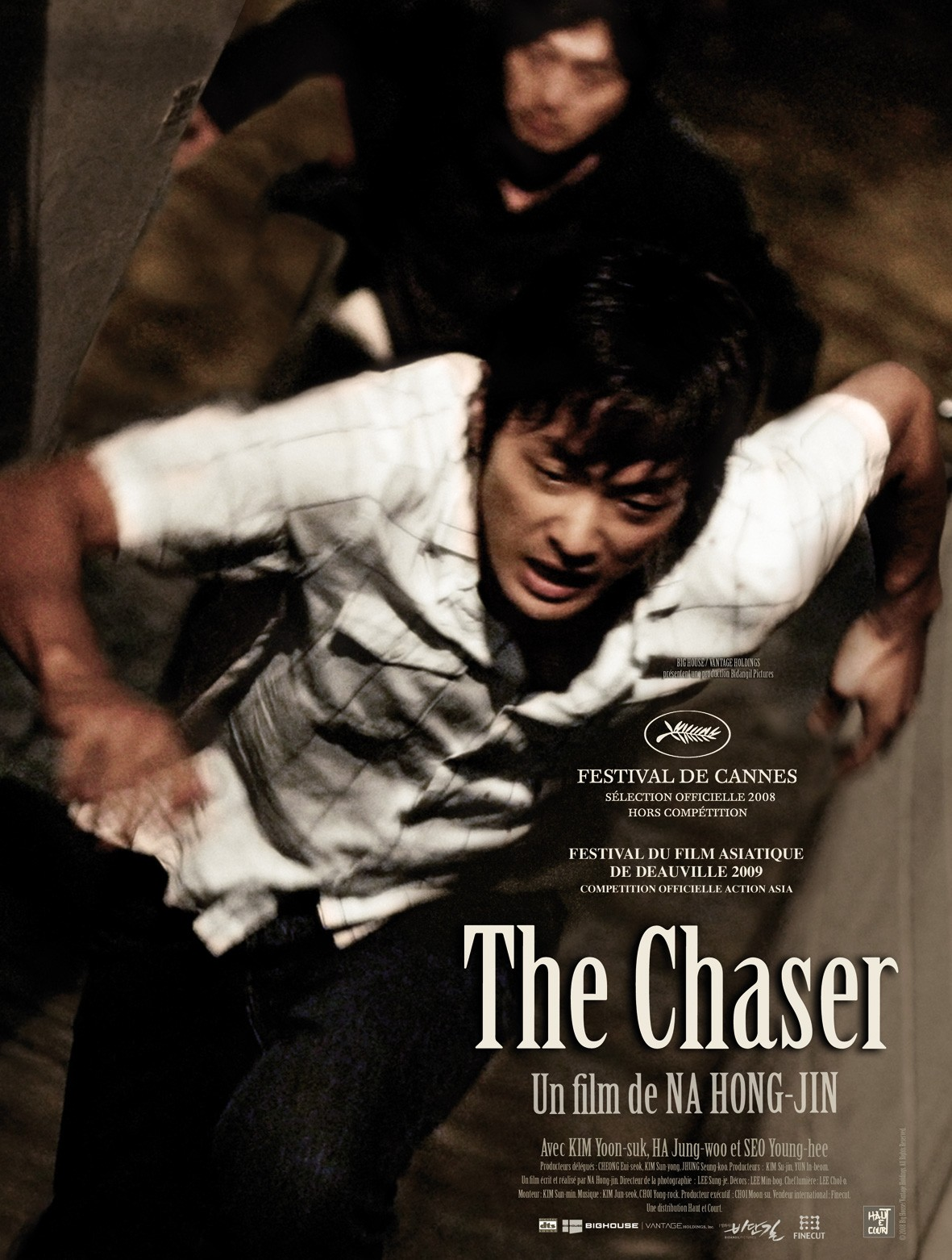 The Chaser (2008) de Na Hong-jin