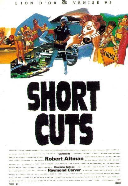 affiche de Short cuts