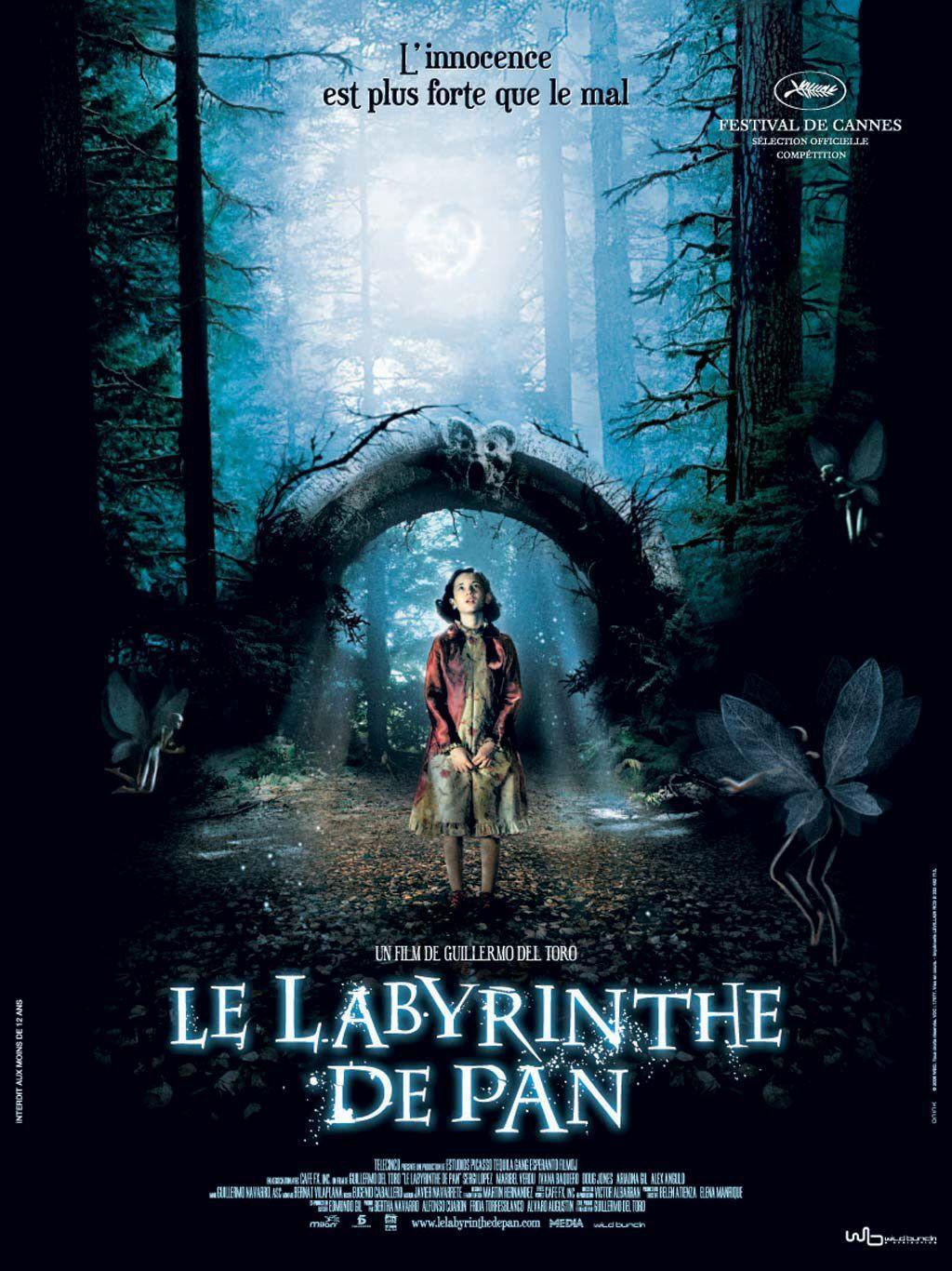 Le Labyrinthe de Pan (2006) de Guillermo Del Toro
