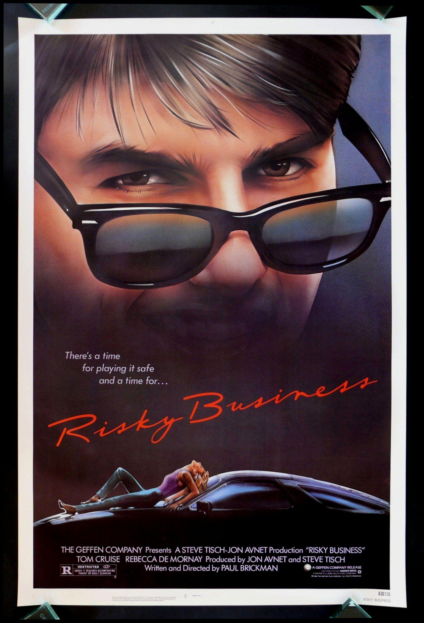 Risky business (1983) de Paul Brickman