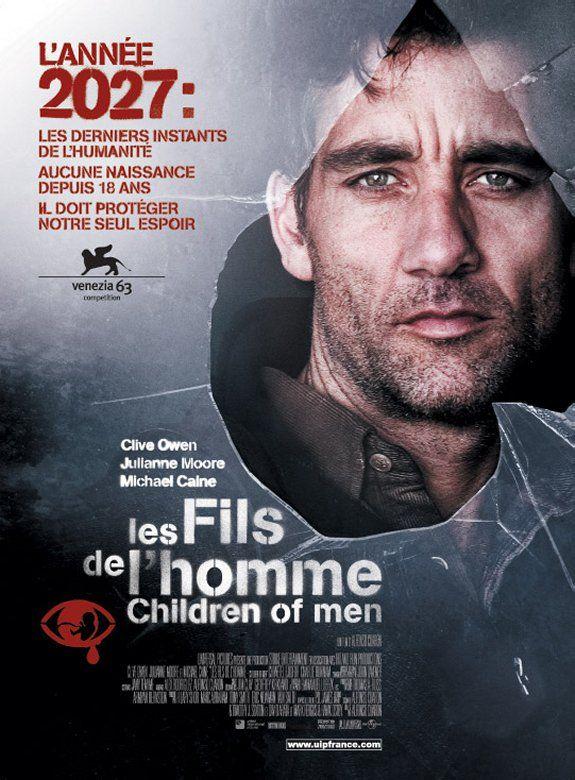 Les Fils de l'homme d'Alfonso Cuarón