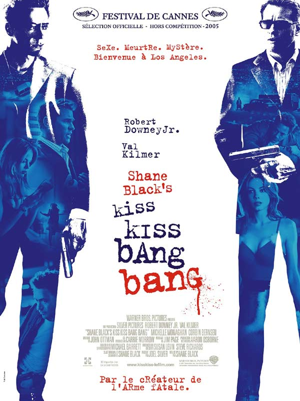 Kiss kiss bang bang (2005) de Shane Black