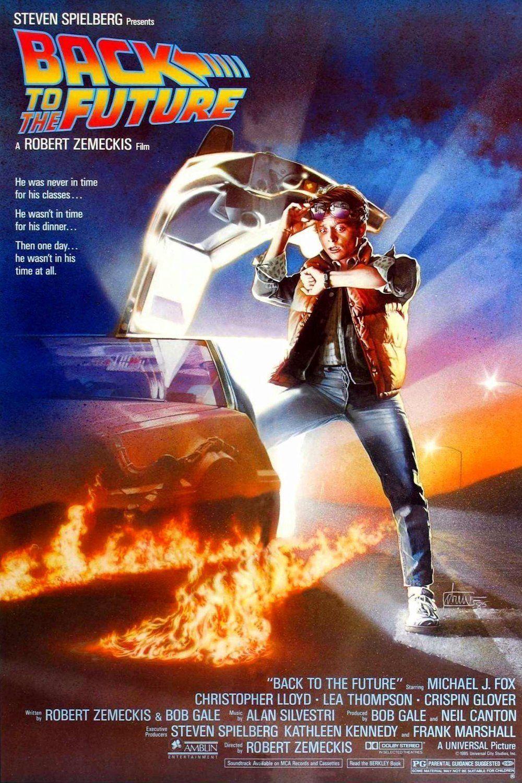 Retour vers le futur (1985) de Robert Zemeckis