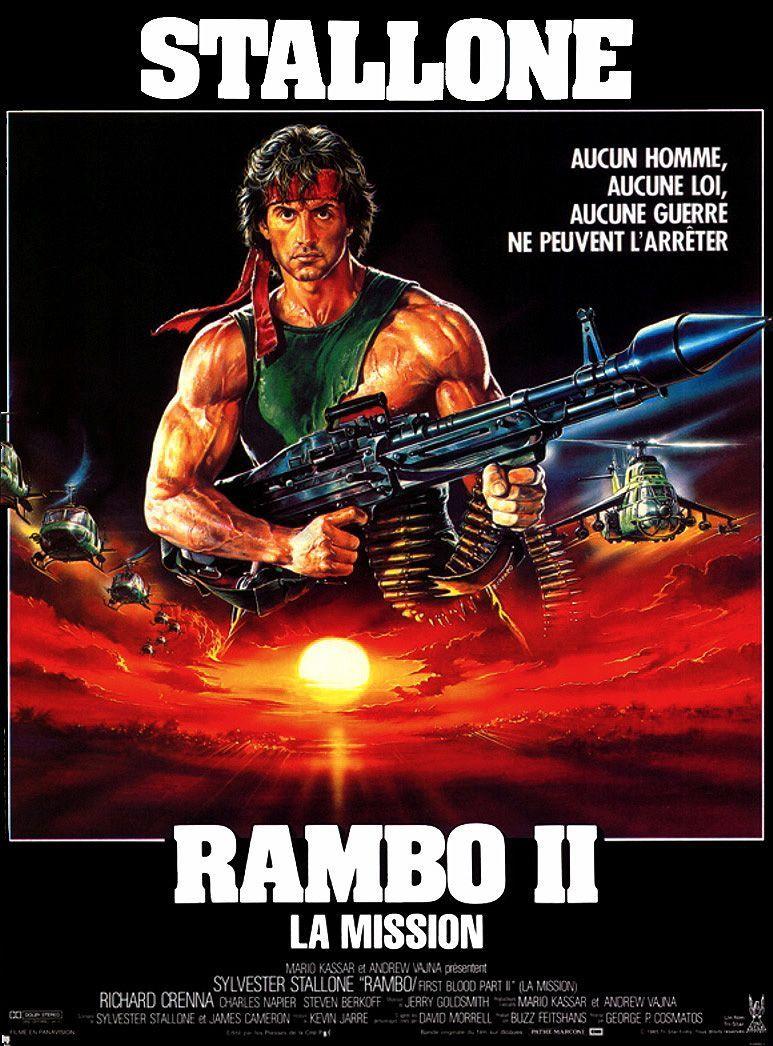 Rambo 2 La mission (1985) de George P. Cosmatos