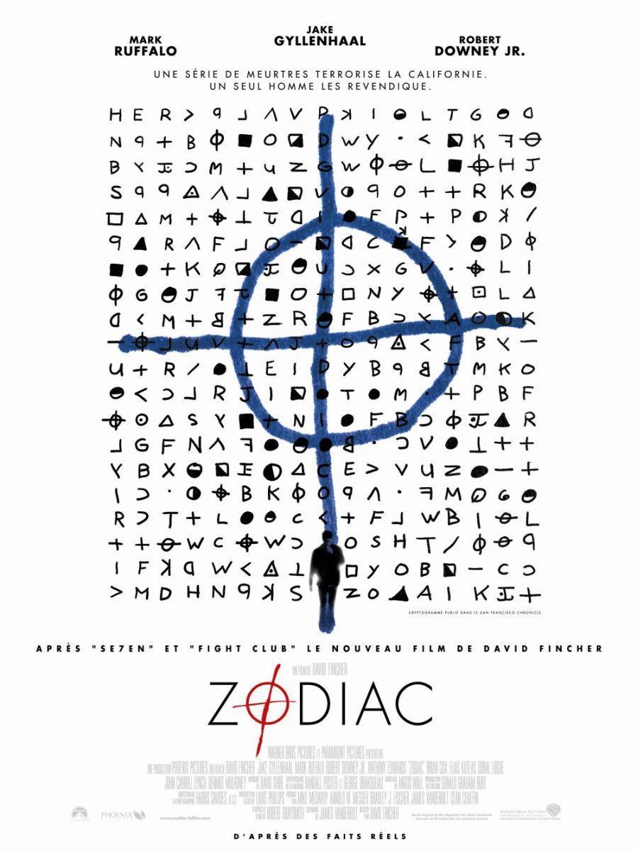 Zodiac (2007) de David Fincher