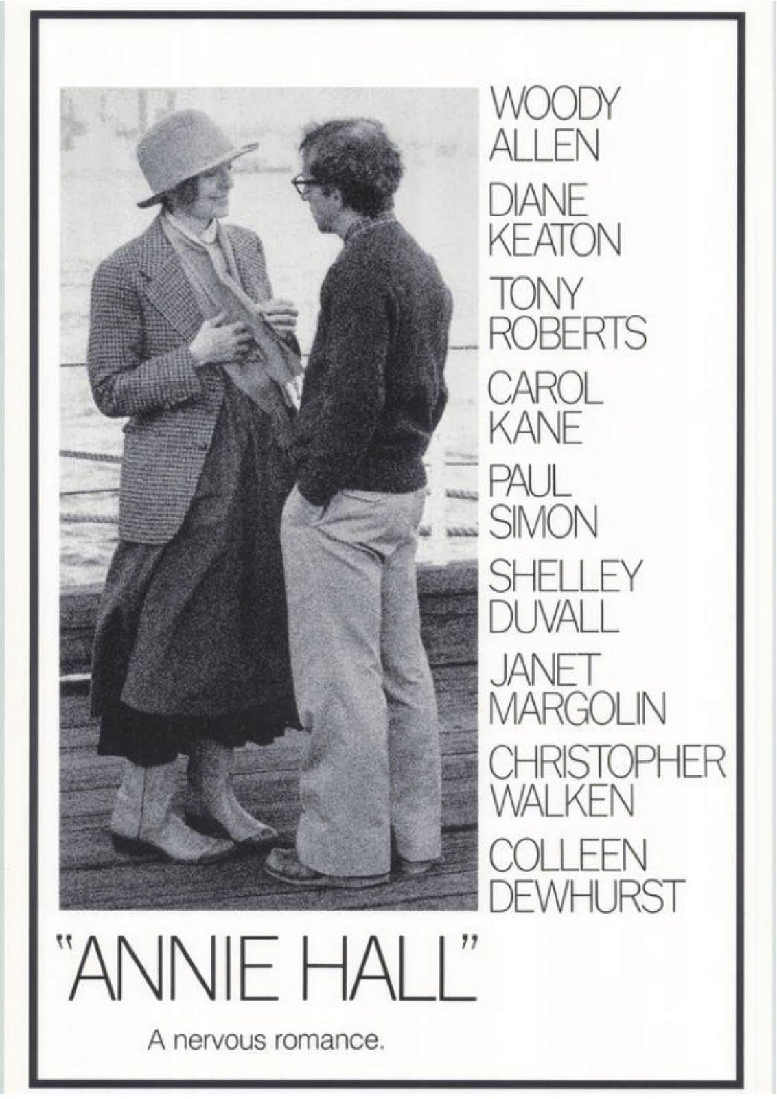 affiche de Annie Hall