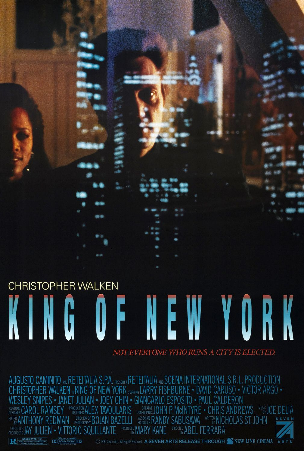 KING OF NEW YORK d'Abel Ferrara
