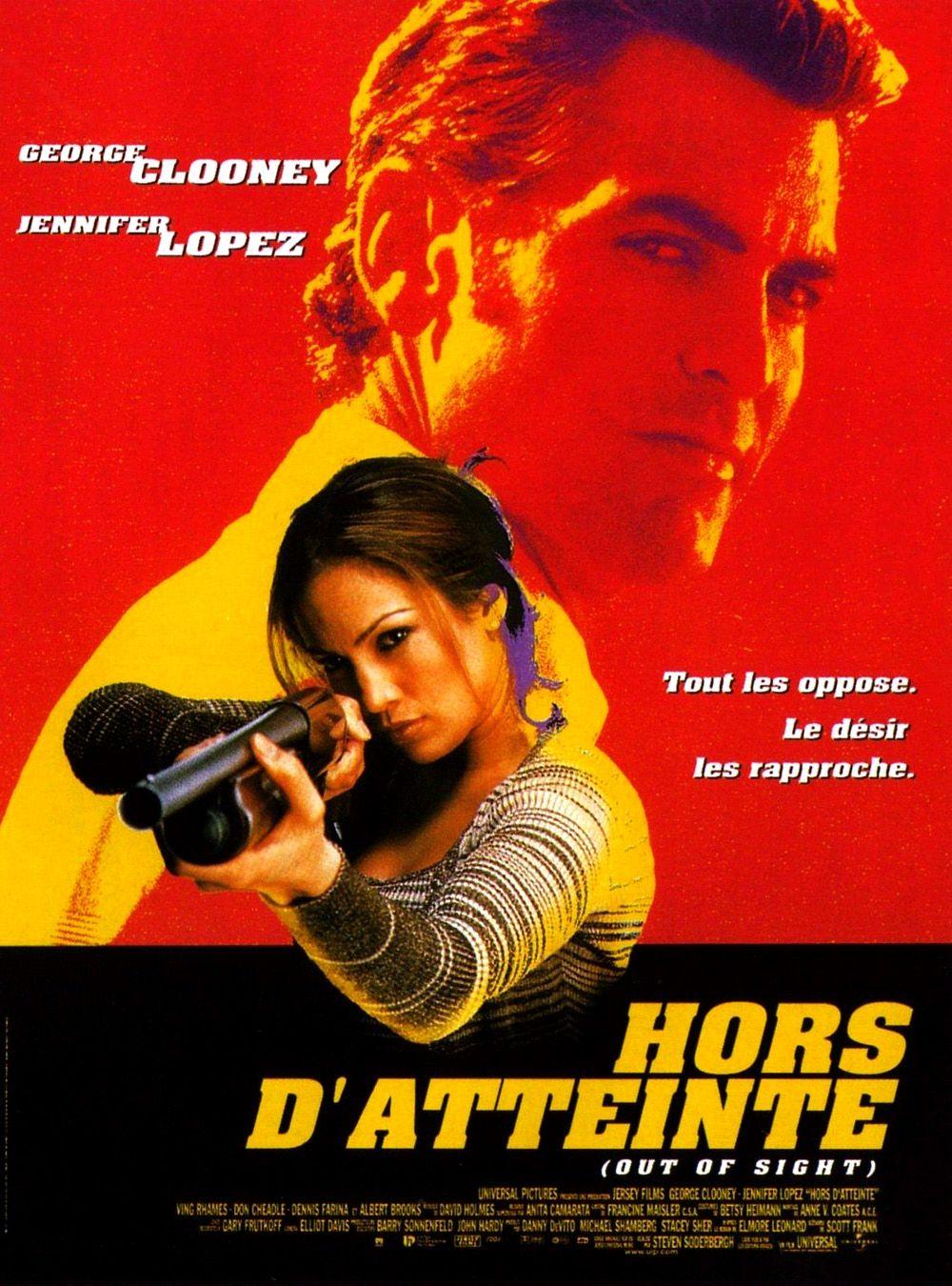 Hors d'atteinte (1998) de Steven Soderbergh