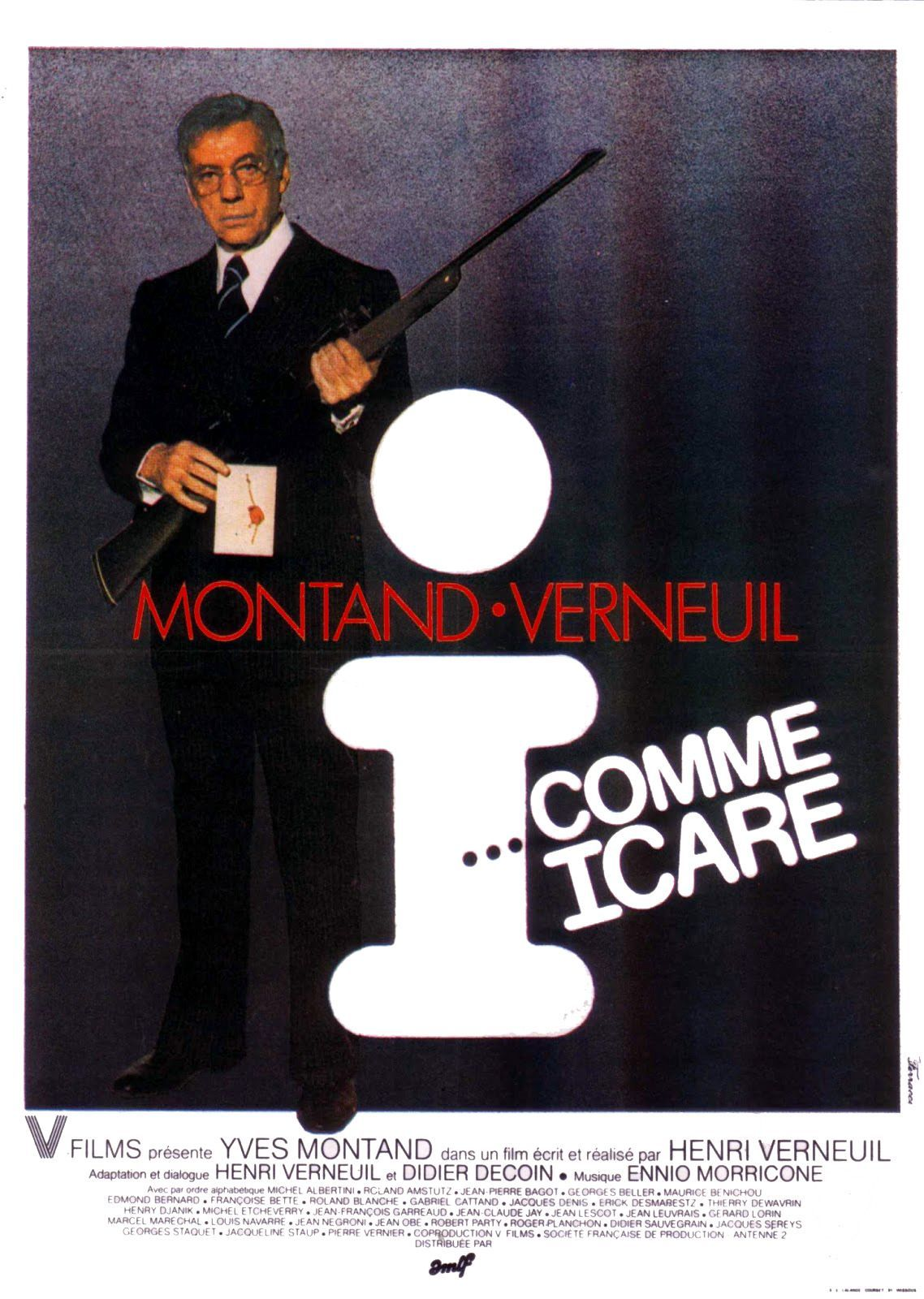 I comme Icare.