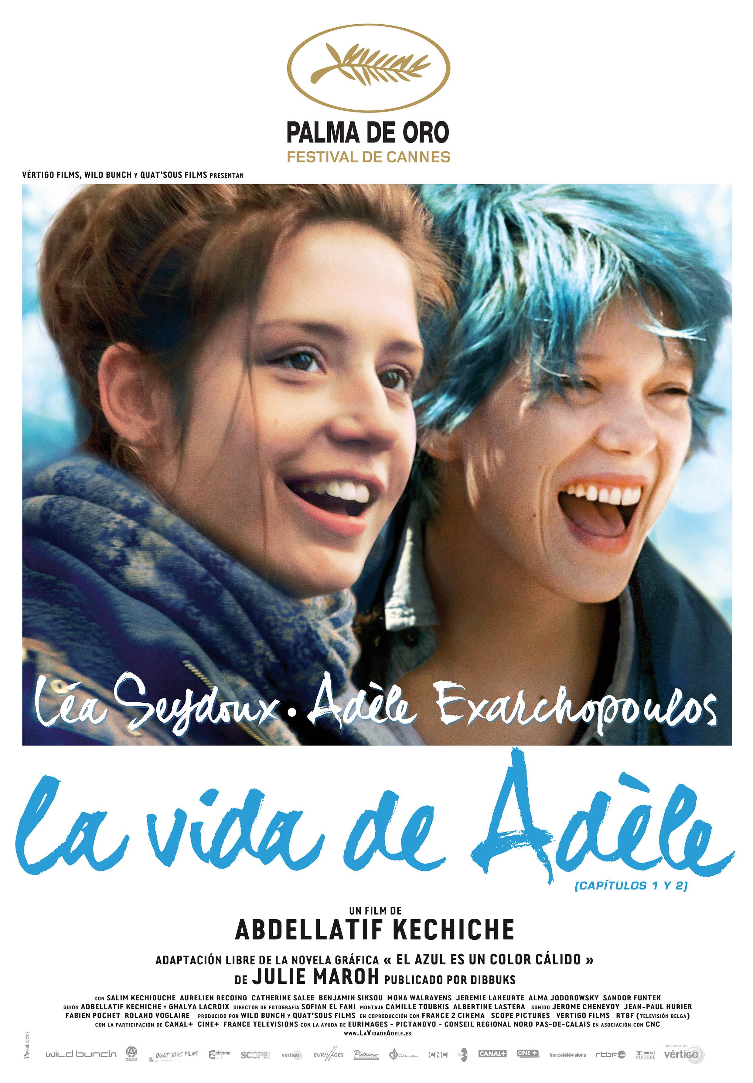 La vie d'Adèle chapitre 1 & 2 (2013)