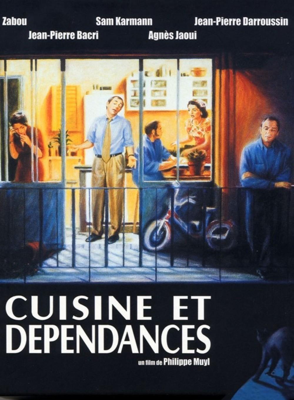Cuisine et dépendances de Philippe Muyl