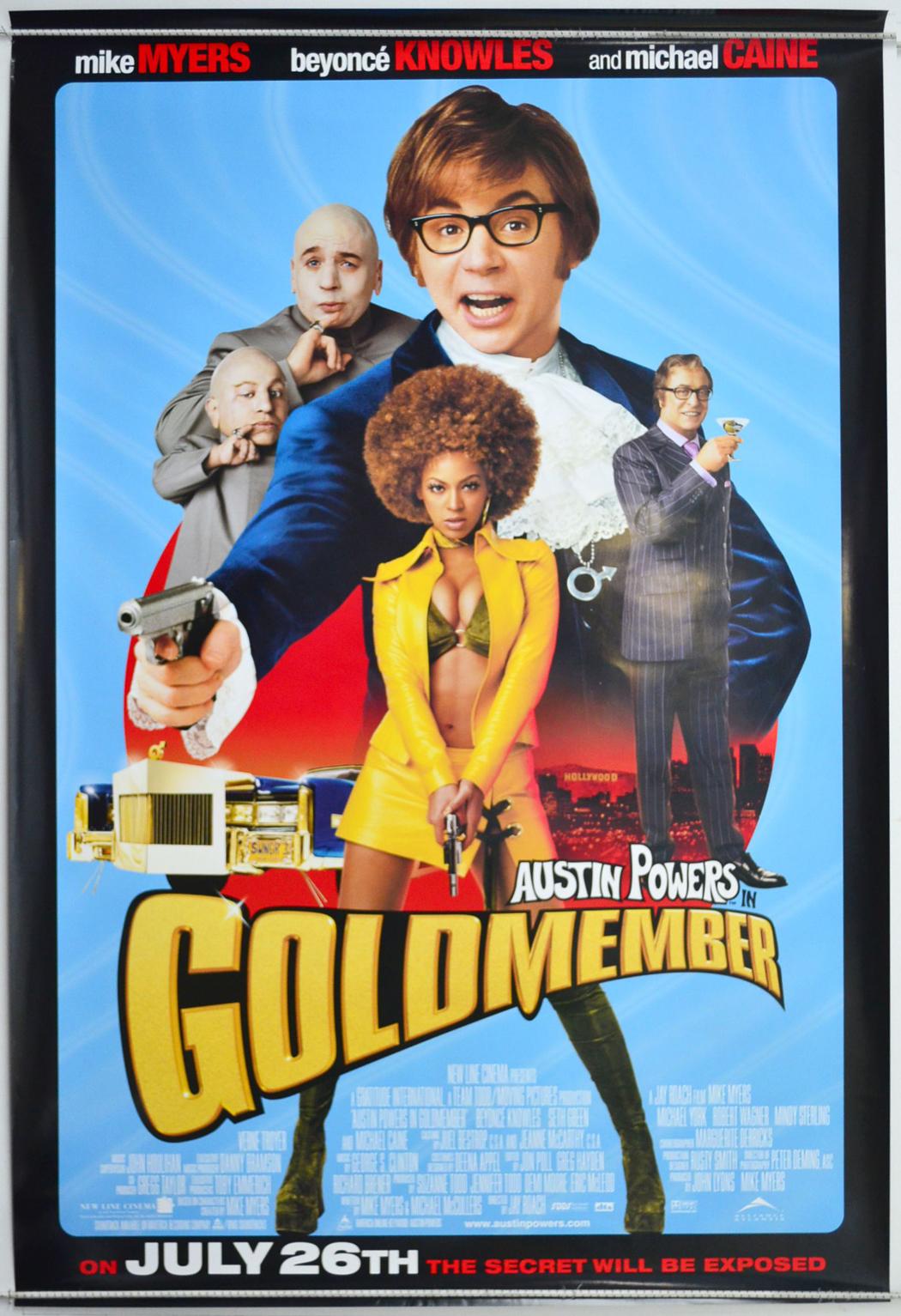 Austin Powers dans Goldmember (2002) de Jay Roach