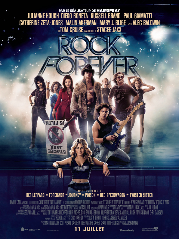 Rock forever (2012) d' Adam Shankman