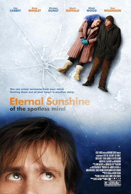 Eternal sunshine of the spotless mind de Michel Gondry