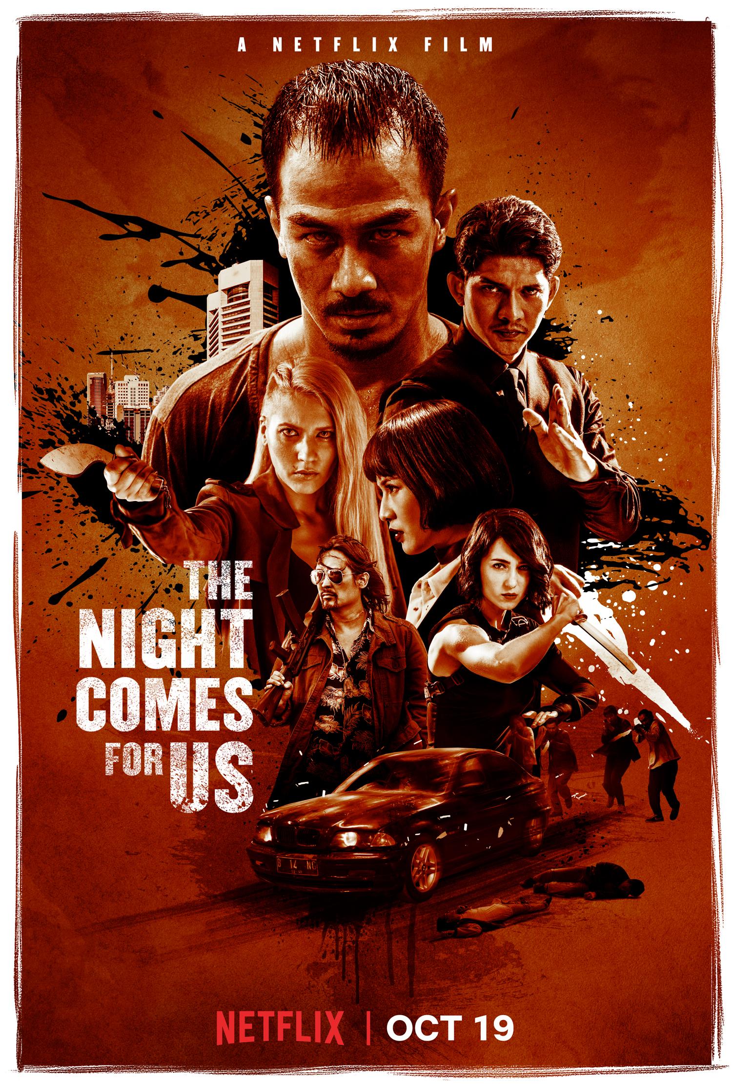 The night comes for us de Timo Tjahjanto