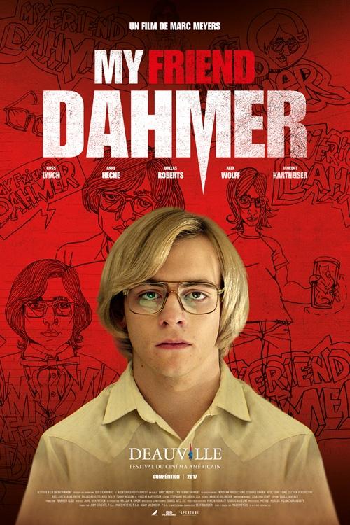 my friend dahmer affiche française