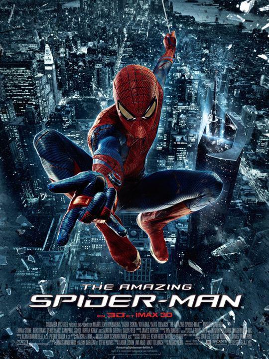 The Amazing Spider-man affiche