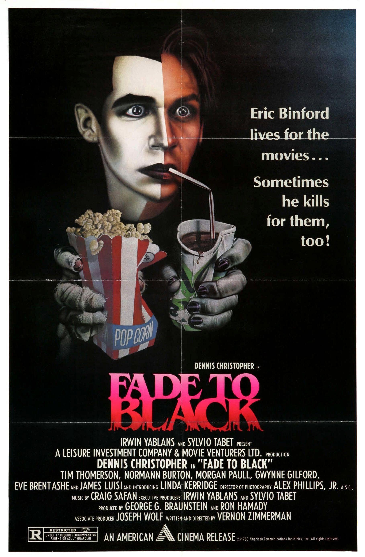 Fondu au noir (1980) de Vernon Zimmerman