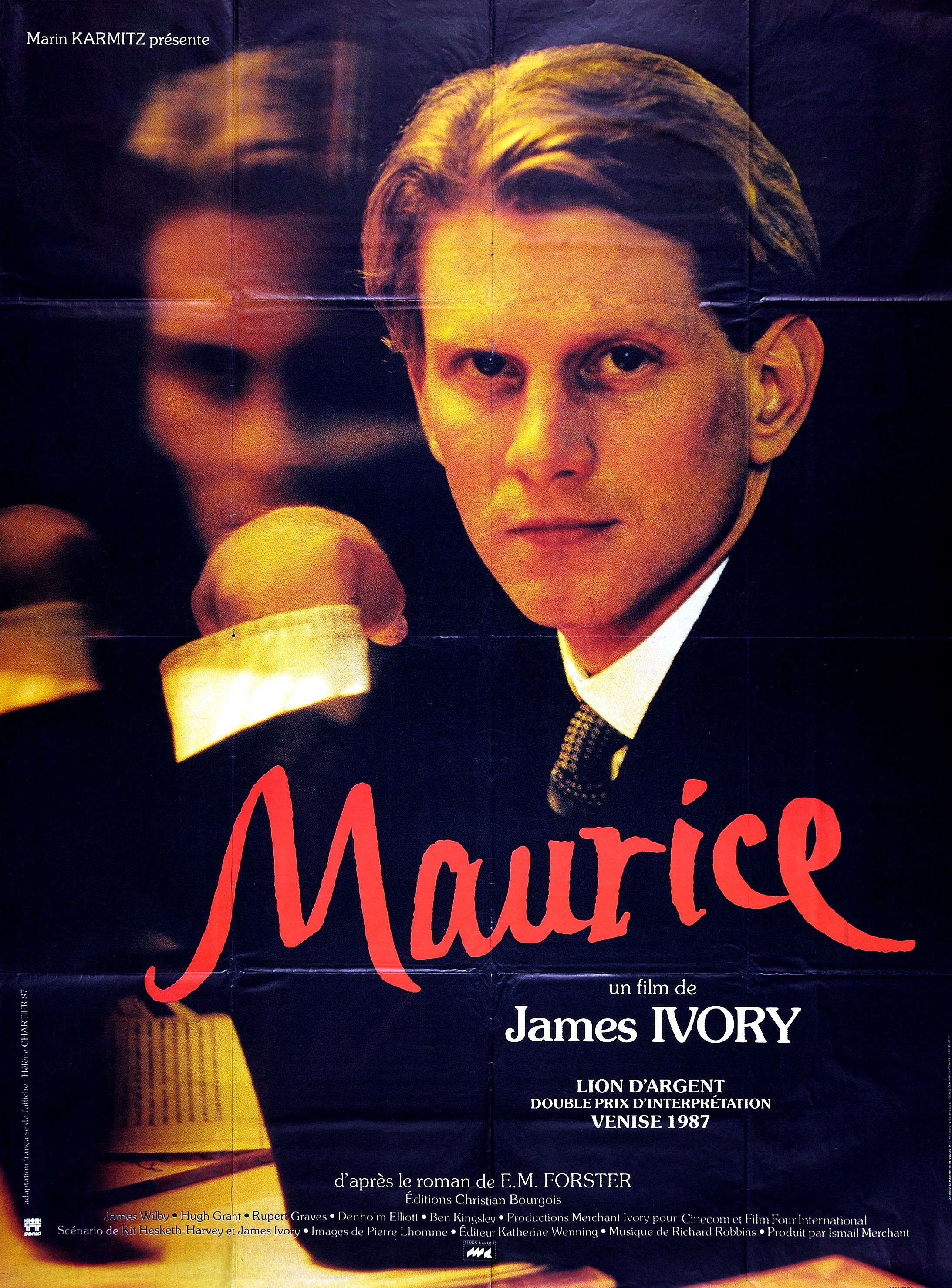 Maurice (1987) de James Ivory