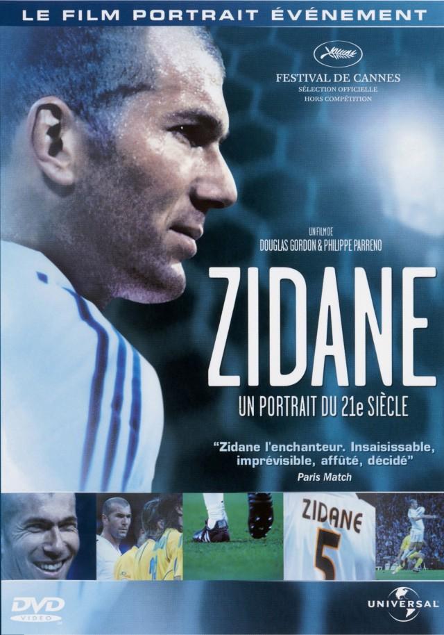 zidane un portrait du 21e siècle