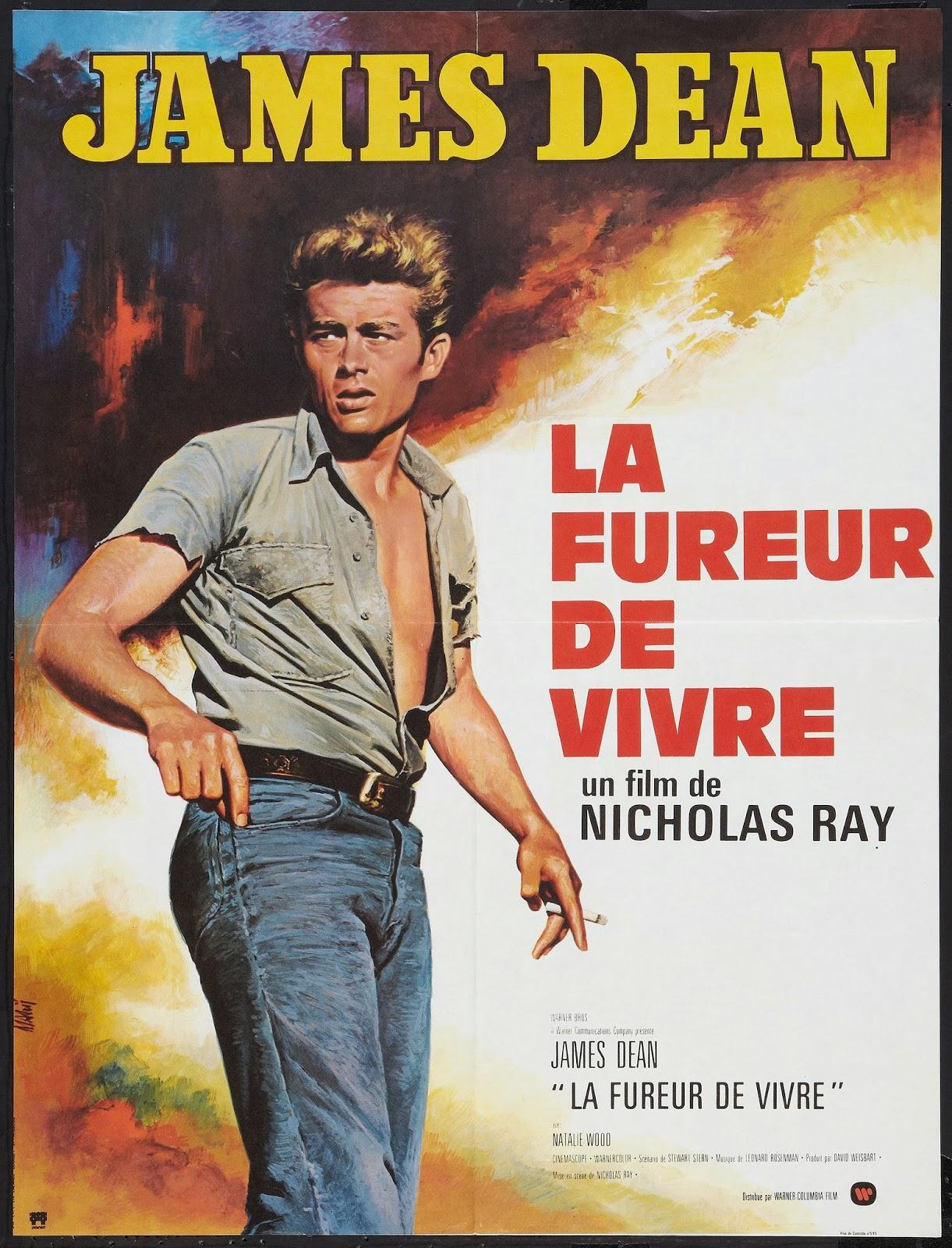 La Fureur de vivre (1955) de Nicholas Ray