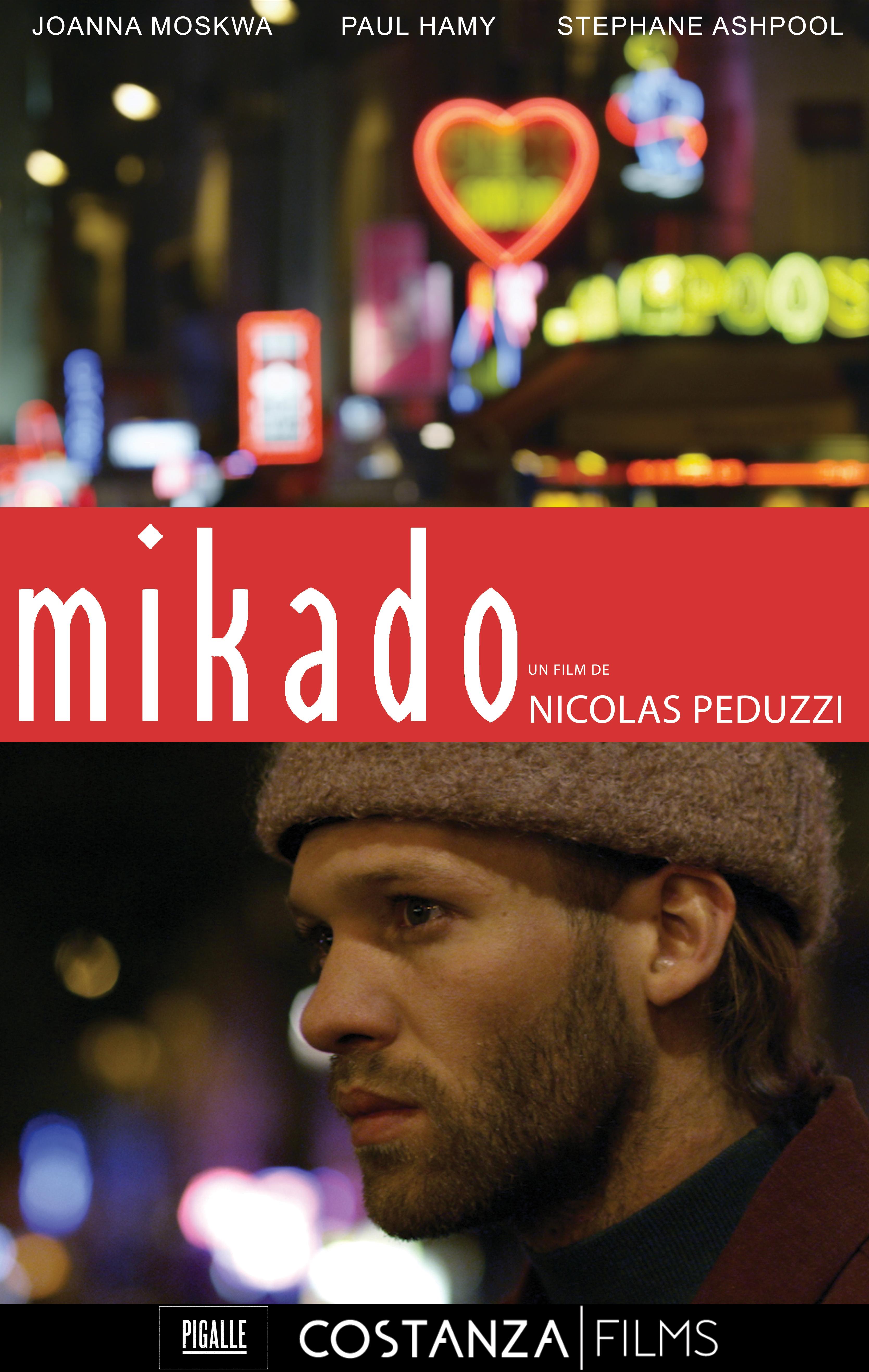 Mikado affiche