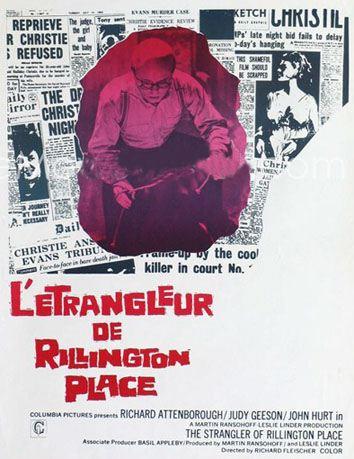 L'Étrangleur de la place Rillington (1971) de Richard Fleischer