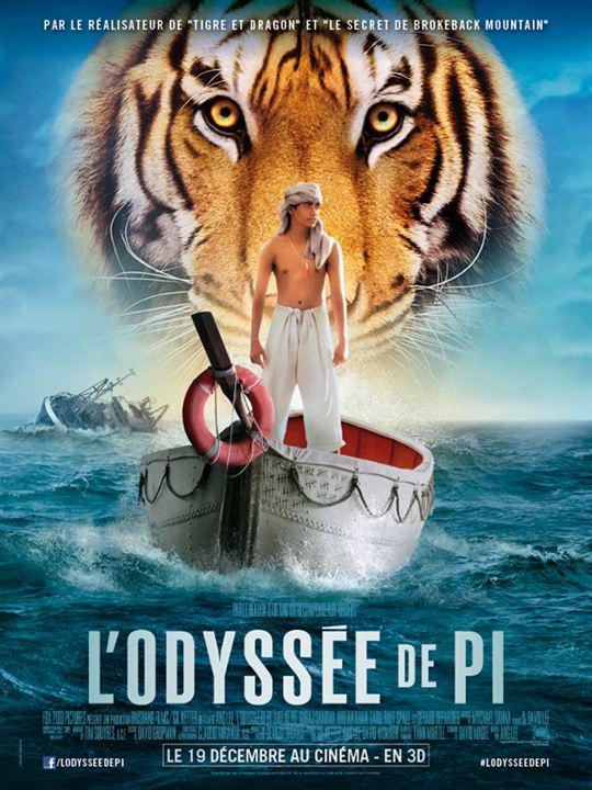 L'Odyssée de Pi de Ang Lee