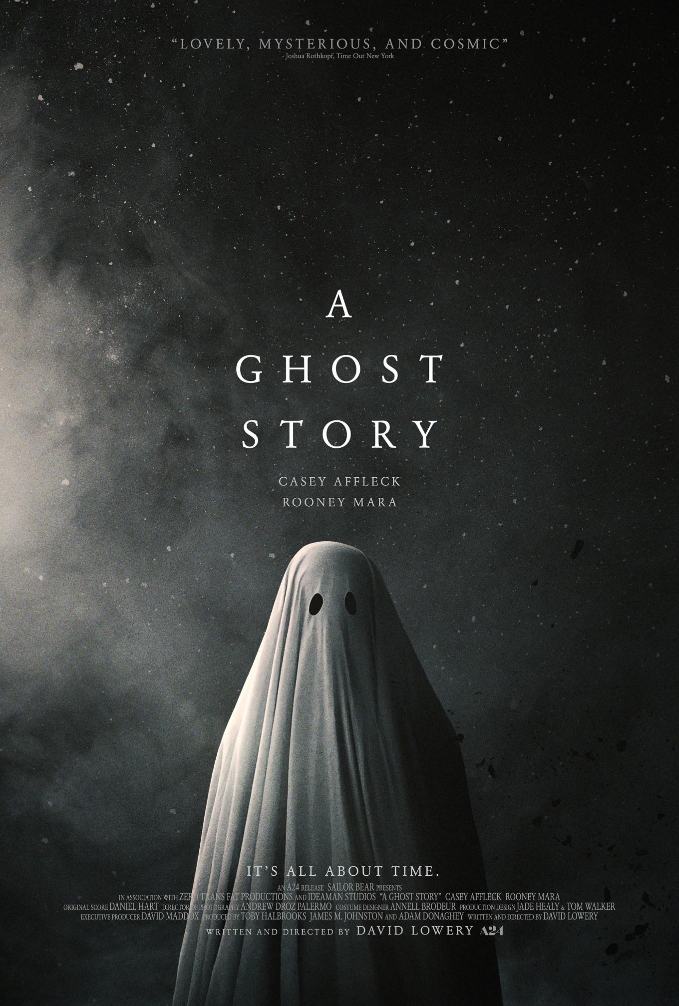 a ghost story - affiche - numéro 1