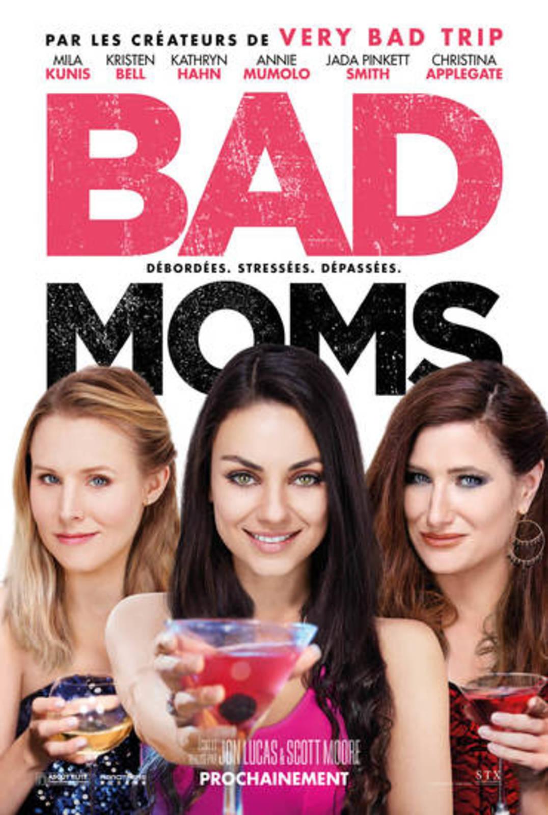 bad moms affiche
