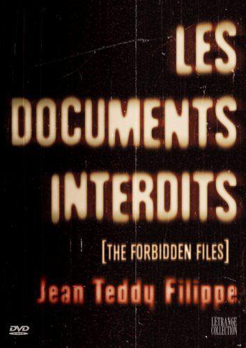 Les Documents Interdits (1989) de Jean-Teddy filippe