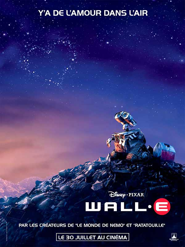Wall-E de Andrew Stanton
