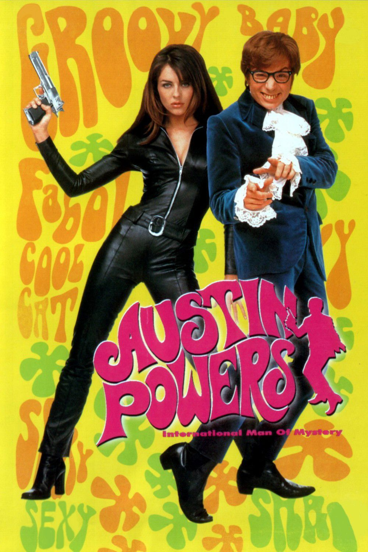 Austin Powers de Jay Roach