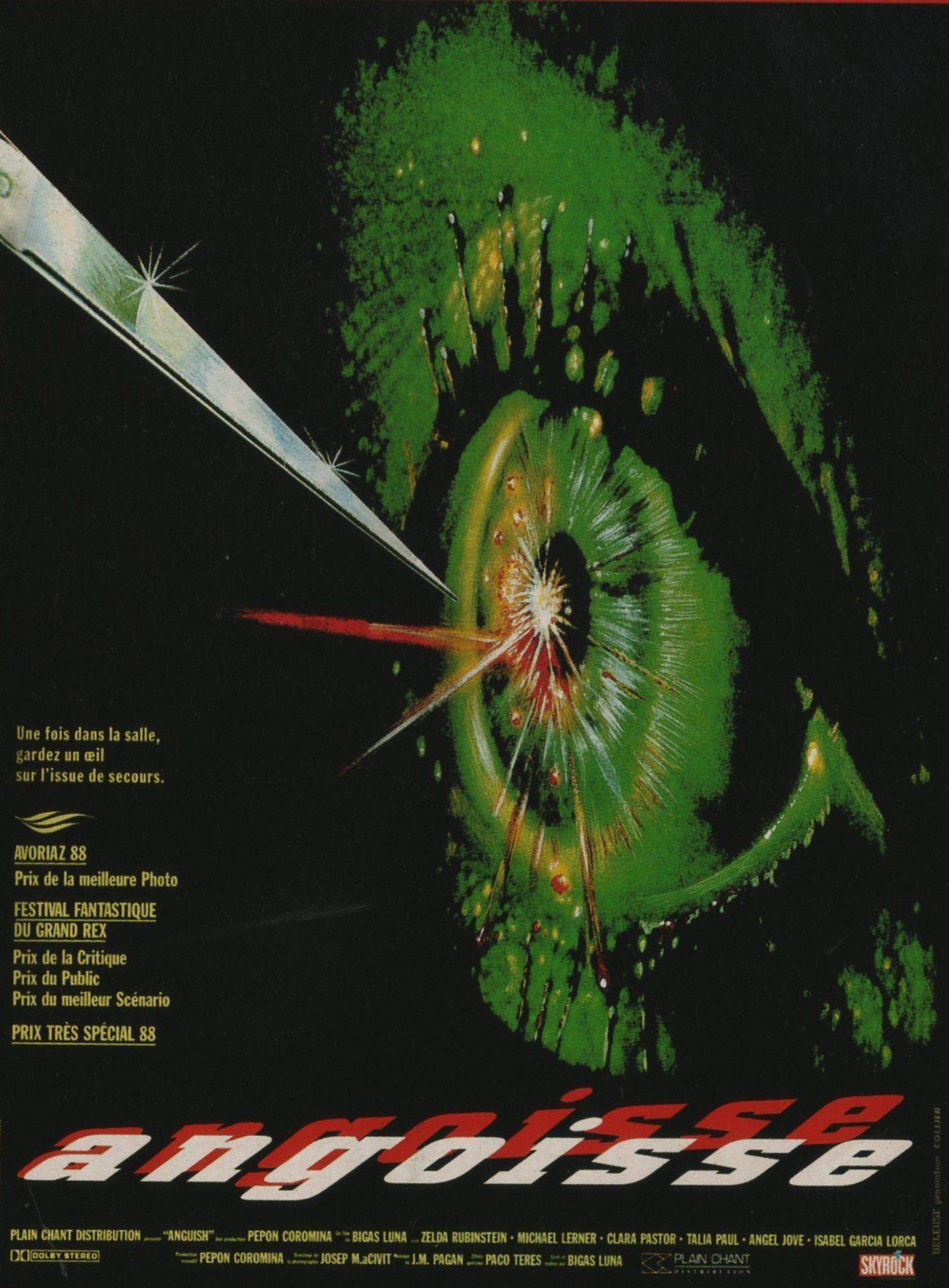 Angoisse (1987) de Bigas Luna