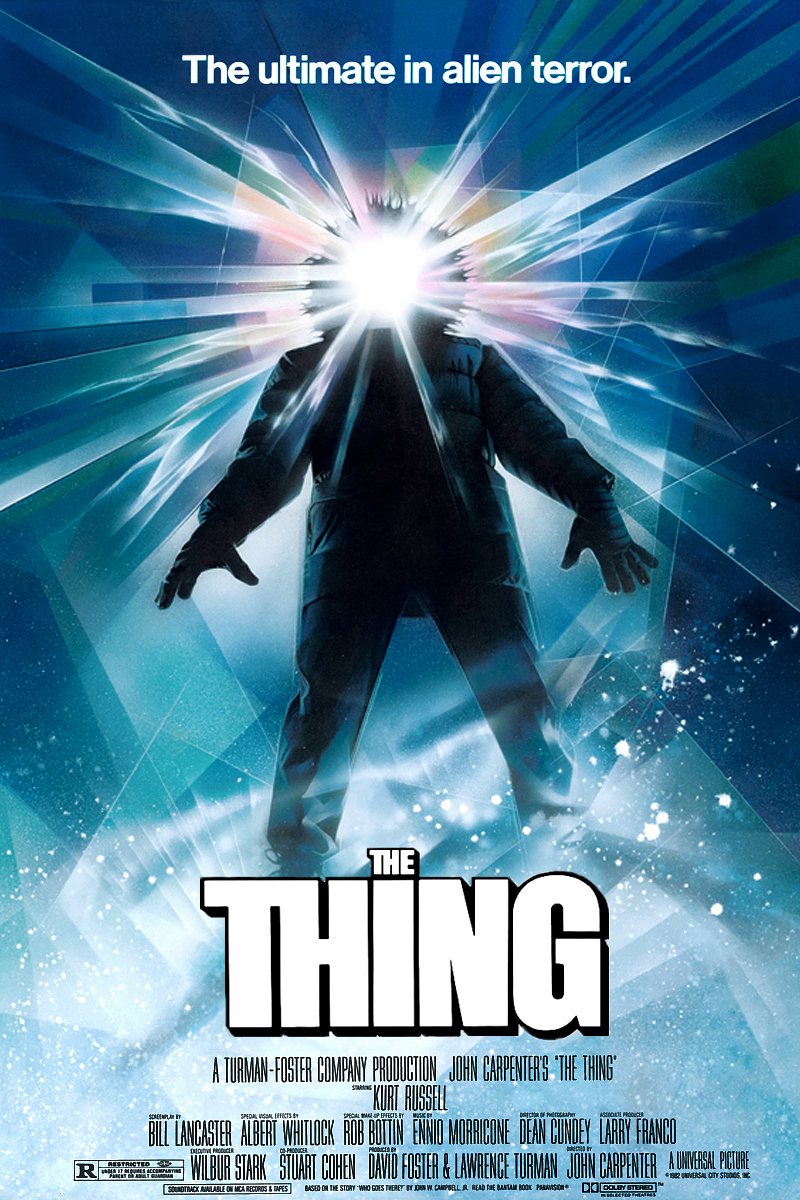 THE THING de John Carpenter