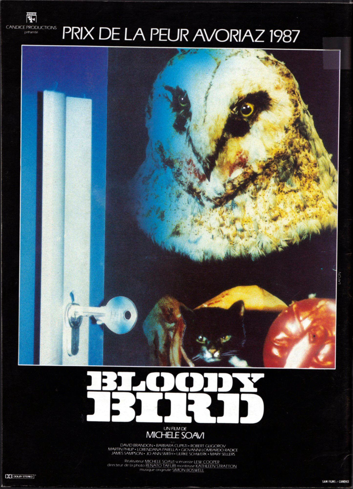 Bloody Bird (1987) de Michele Soavi