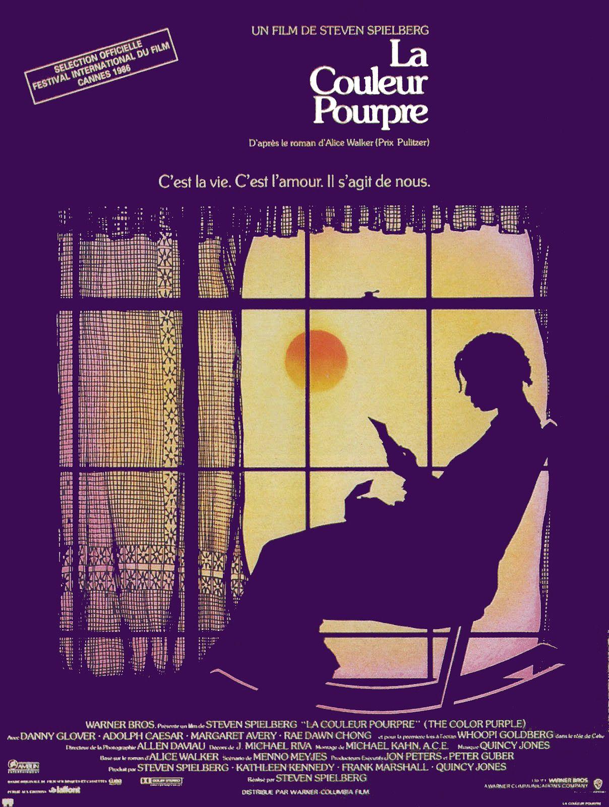 affiche La Couleur pourpre (1985)