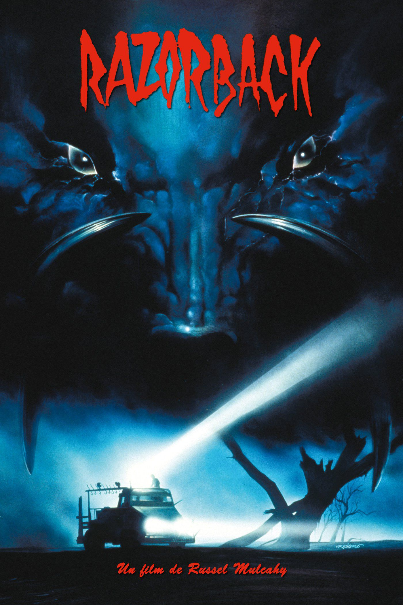 Razorback (1984) de Russell Mulcahy