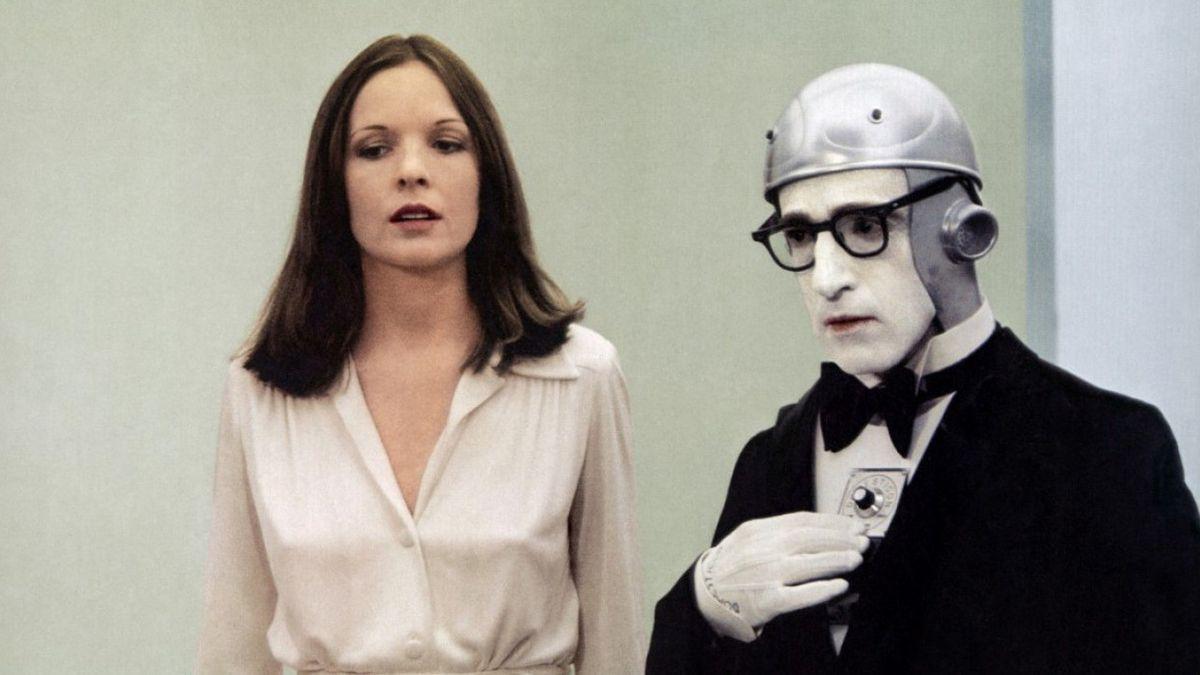 Woody et les robots (1973) de Woody Allen