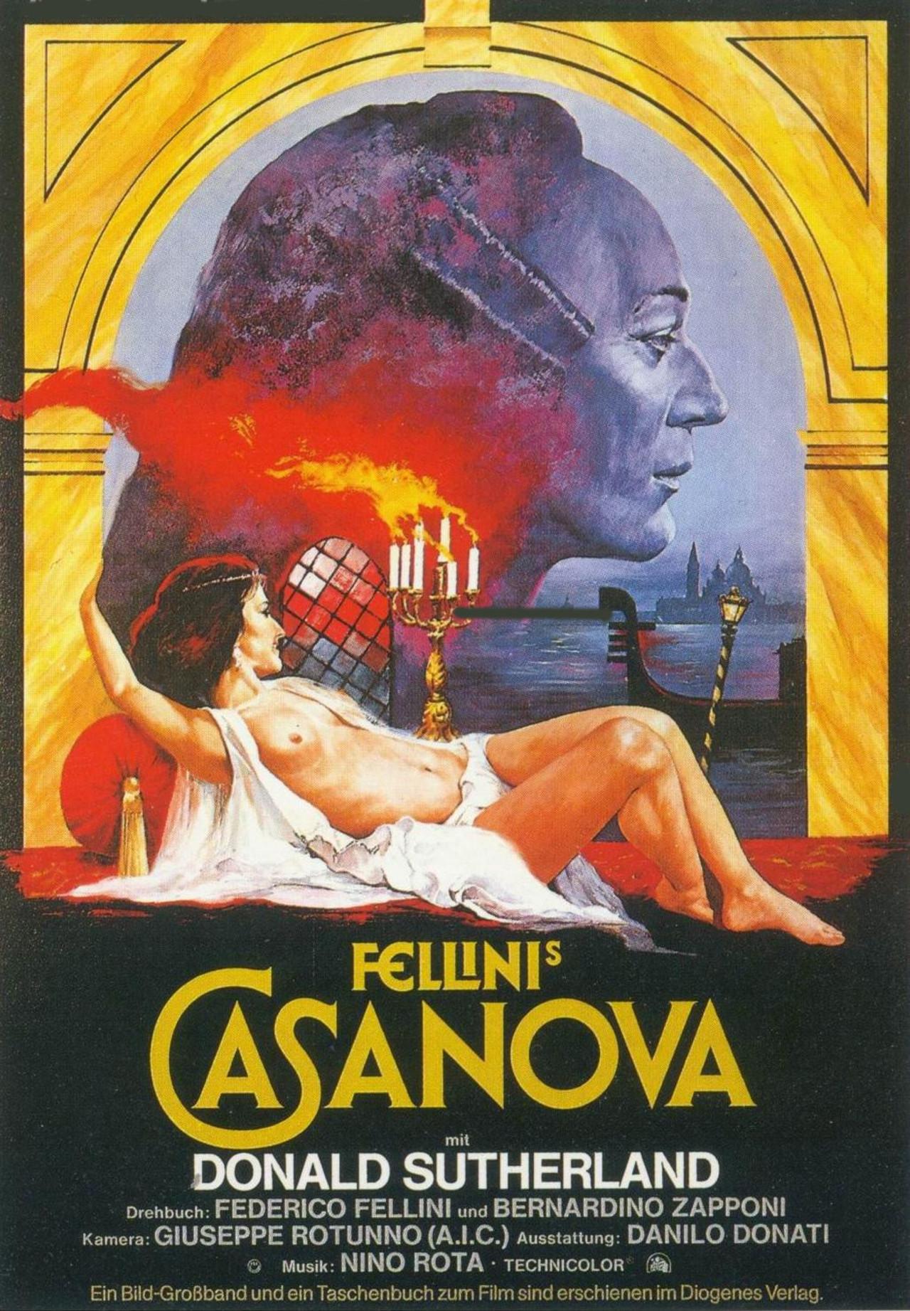 Casavona de Federico Fellini