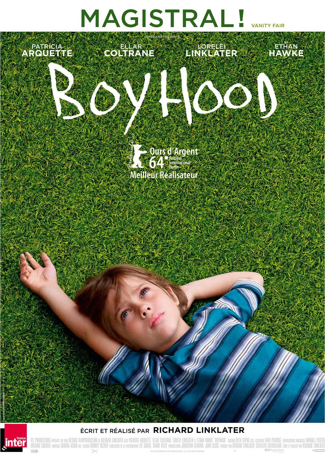 Boyhood (2014) de Richard Linklater
