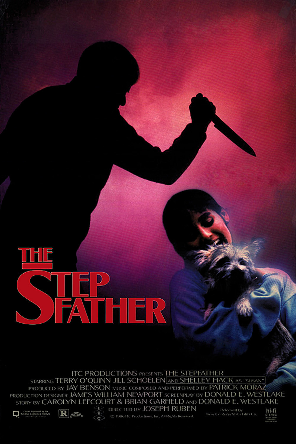 the stepfather affiche