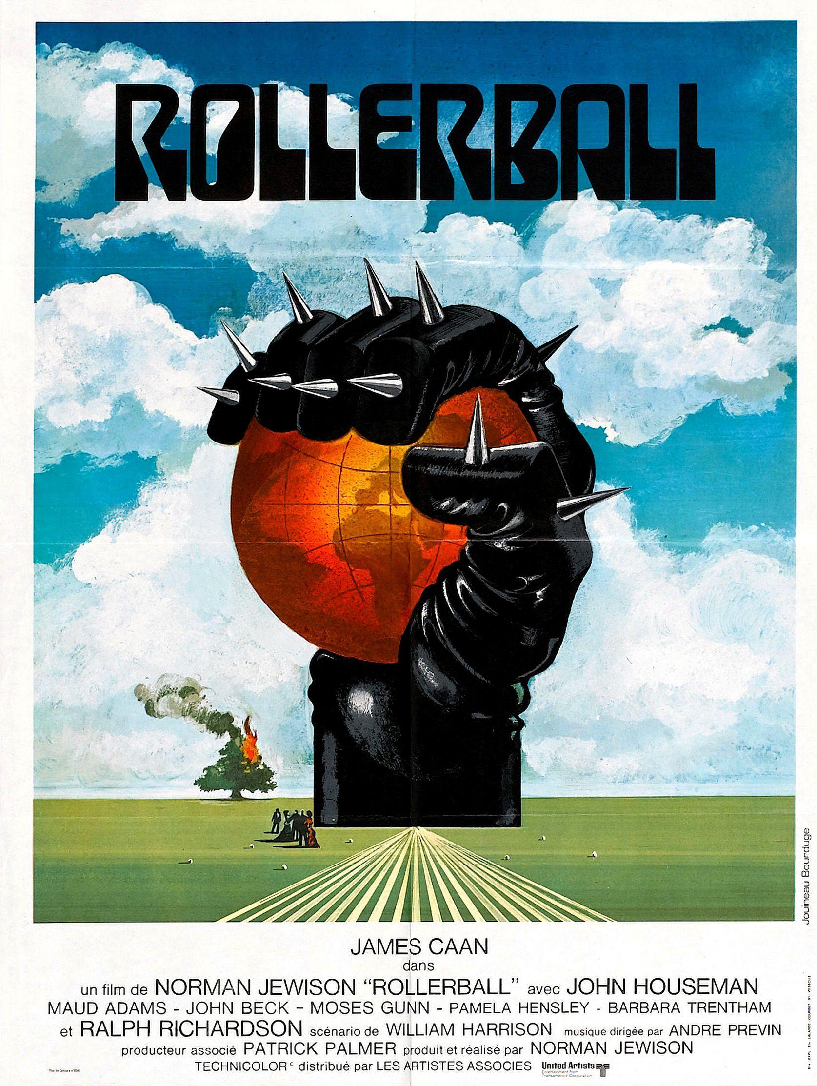 Rollerball (1975)de Norman Jewison