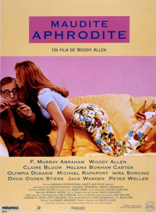 Maudite Aphrodite (1995) de Woody Allen