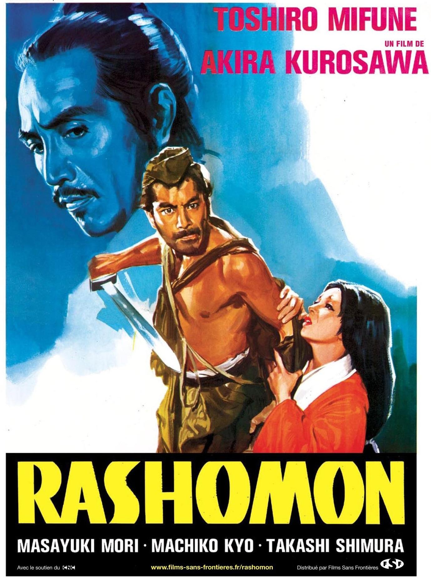 rashomon - kurosawa
