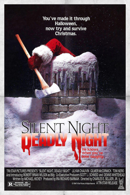 Douce nuit, sanglante nuit (1984) de Charles E. Sellier Jr.